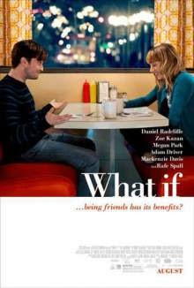 What If (2014) English Movie Poster