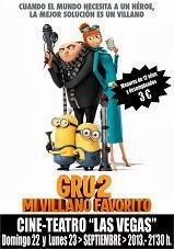 Cine: Mi villano favorito II