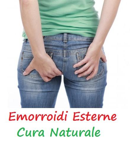 Trombosi di emorroidi di trattamento della droga