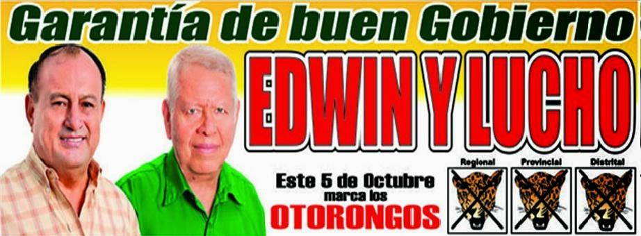 EDWIN VASQUEZ LOPEZ: CANDIDATO PRESIDENCIAL AL GOBIERNO REGIONAL DE UCAYALI