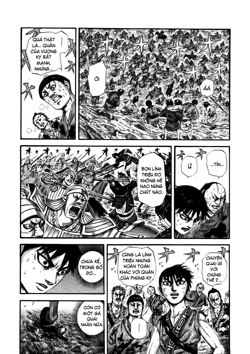 Kingdom – Vương Giả Thiên Hạ (Tổng Hợp) chap 150 page 7 - IZTruyenTranh.com