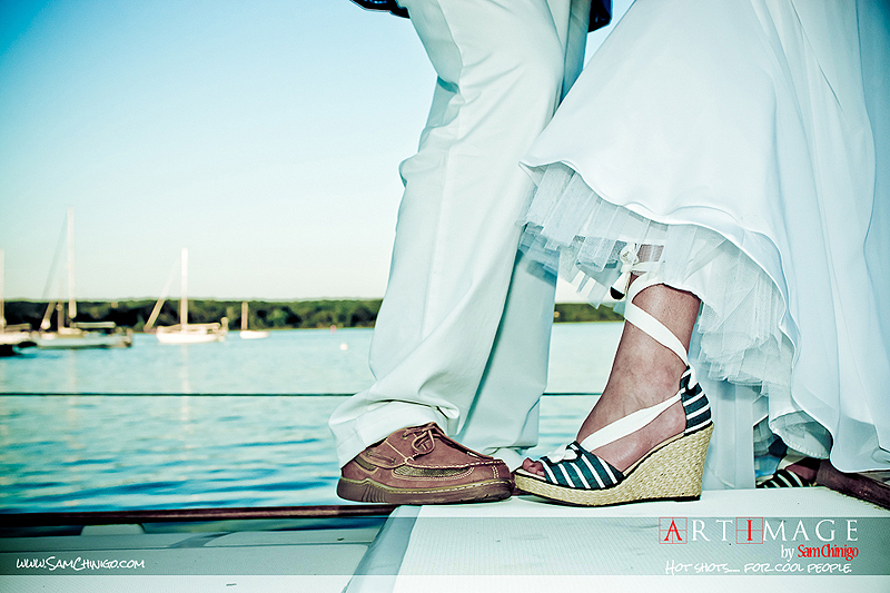 """nautical wedding shoes"