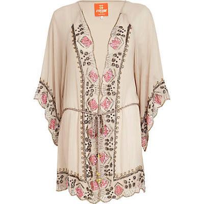 pacha bead kimono