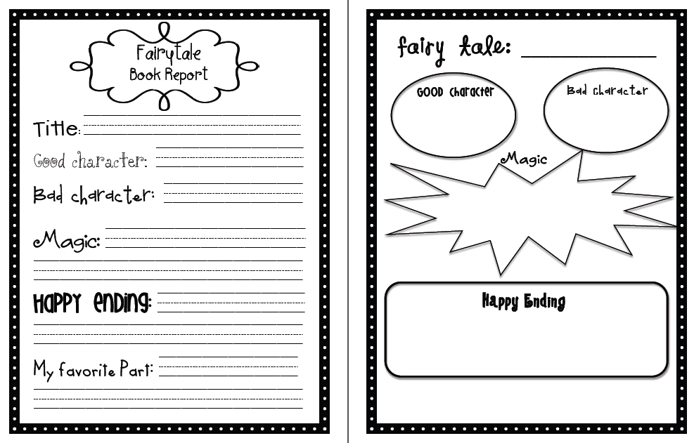 book report writing prompts