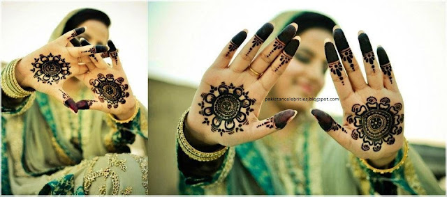 Latest Mehndi Design Of 2013