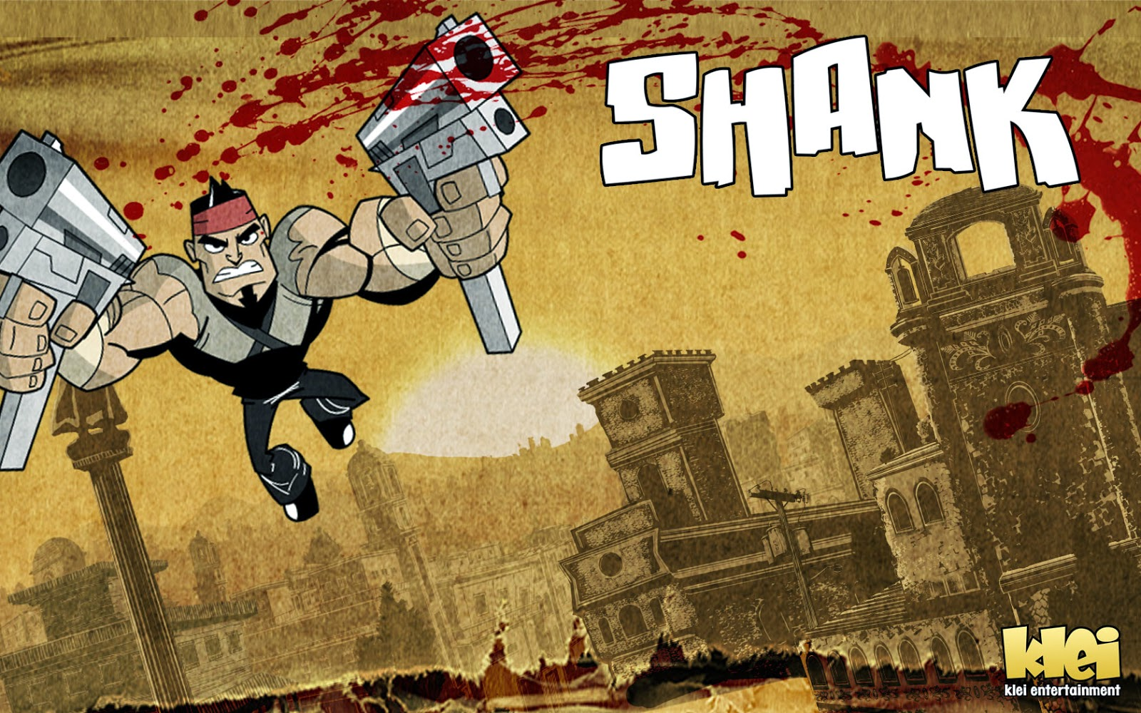 Shank PC Game