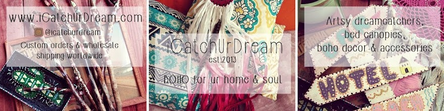 iCatchUrDream: BOHO for ur home and soul