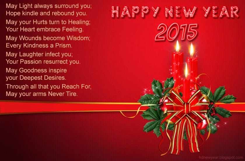 Happy new year 2015 poem quotes new year quotes m4hsunfo