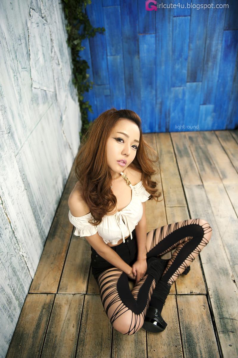 Sexy Seo Jin Ah
