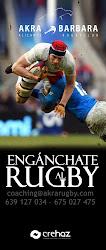 Enganchate al Rugby