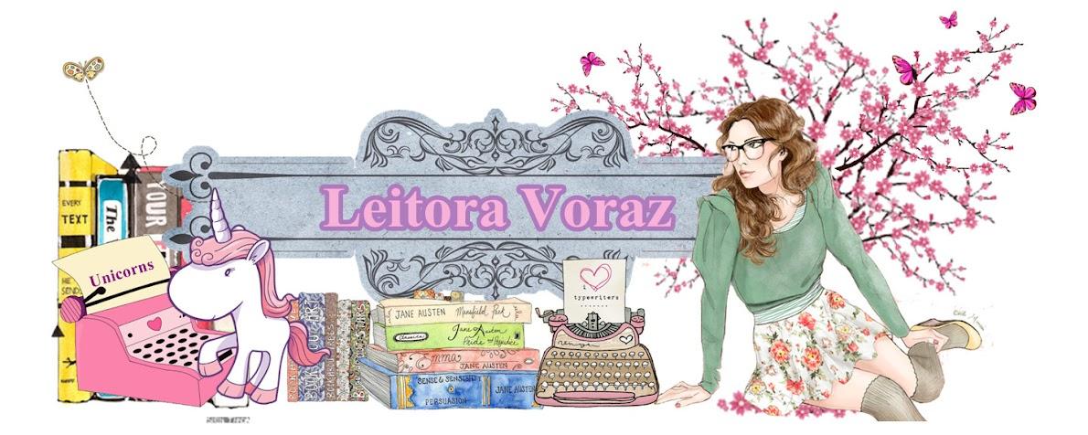 Leitora Voraz