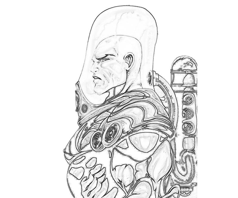 another batman arkham city coloring pages - Batman Arkham City Coloring Pages