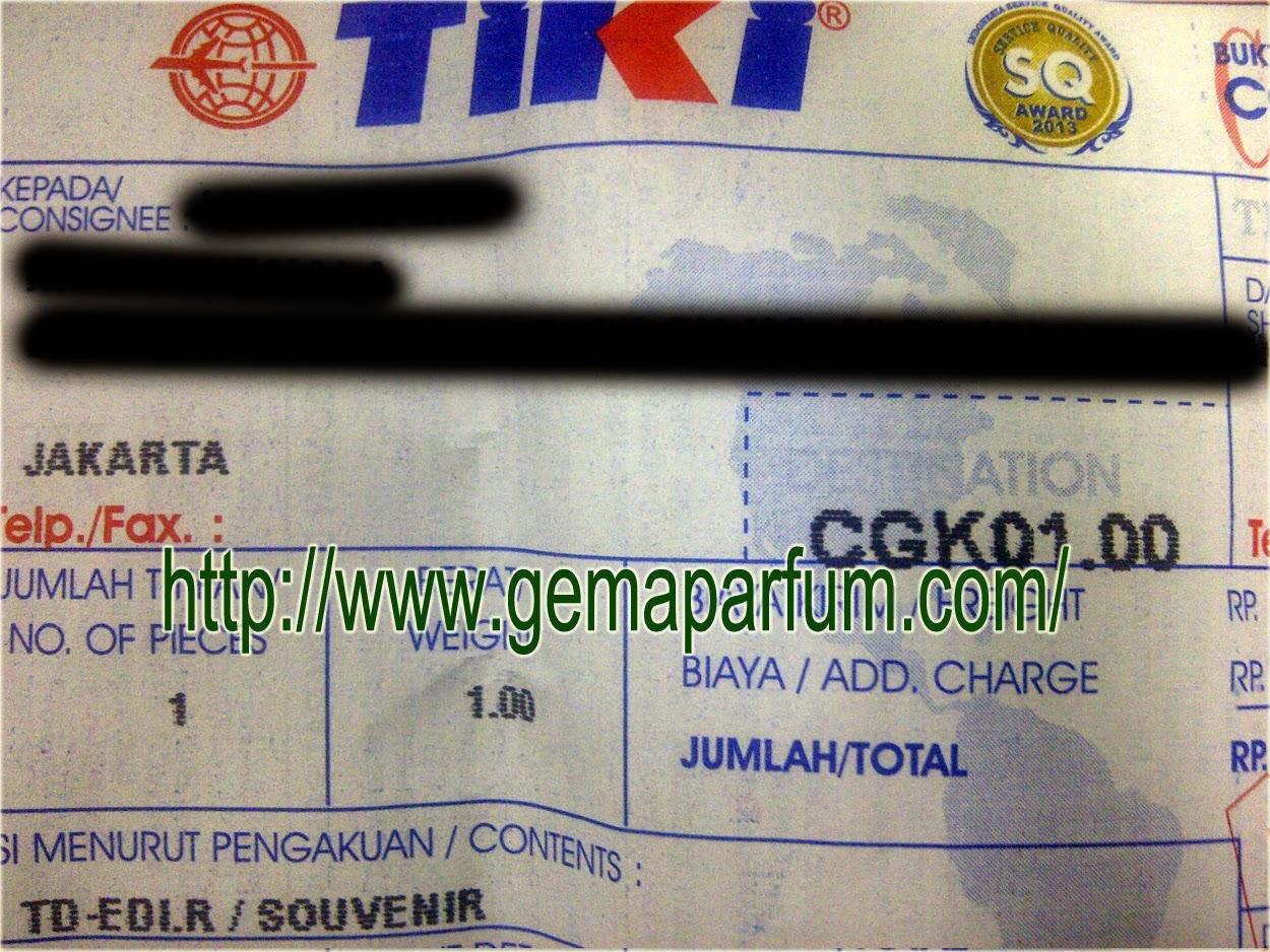 Pengiriman Parfum ke Jakarta utara