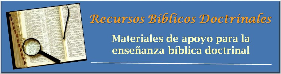 Recursos Bíblicos Doctrinales