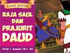 Raja Saul dan Prajurit Daud