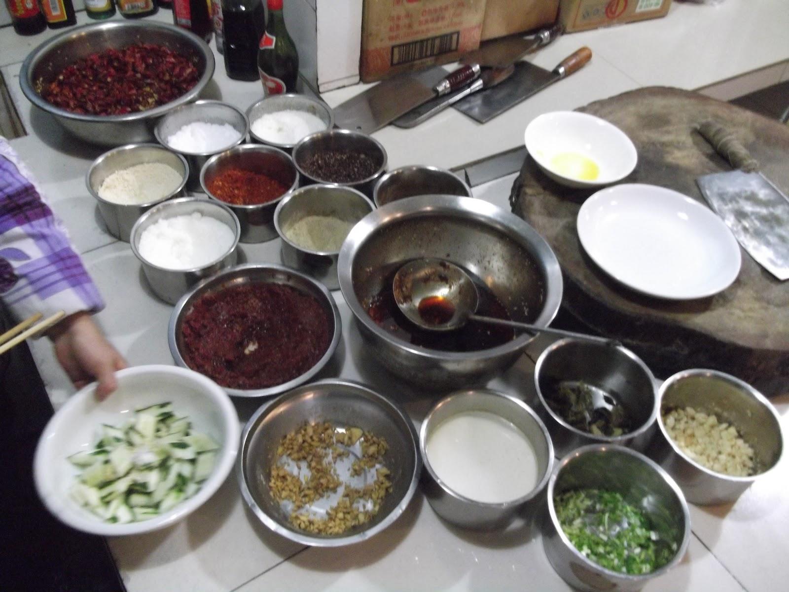Marcheur de plan tes chengdu kum fu panda for Apprendre cuisine chinoise