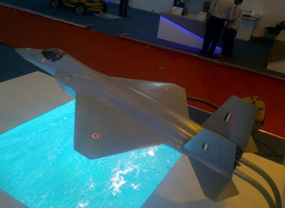 Indo-Russian FGFA Fighter Jet