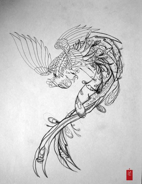 tattoo design meanings read more black phoenix tattoos