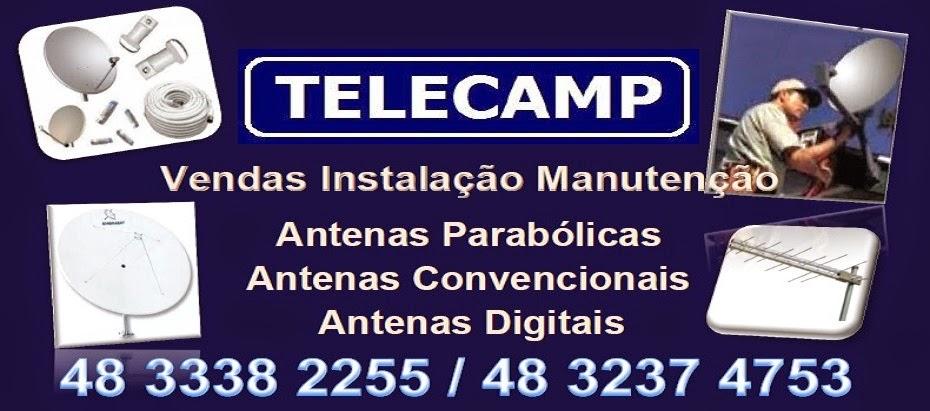 Antenas Telecamp