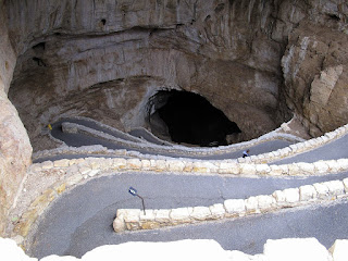 The caves of Carlsbad United States