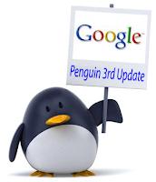 Google Penguin 3rd Update