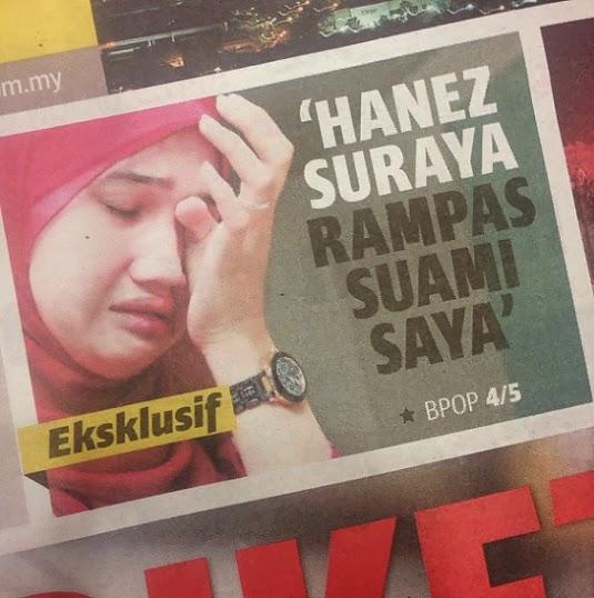 Rambo Malaysia: Liyana Manan - Hanez Suraya memang rampas