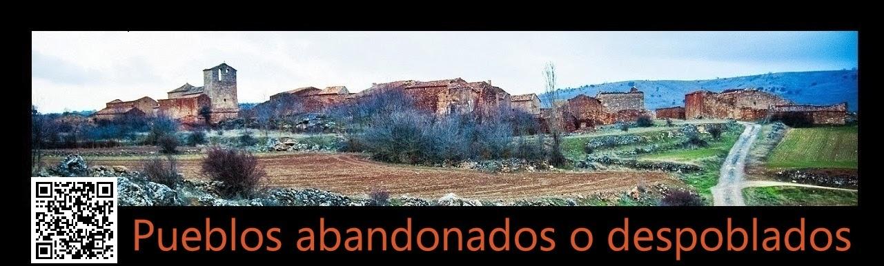 Pueblos abandonados de la provincia de Ávila