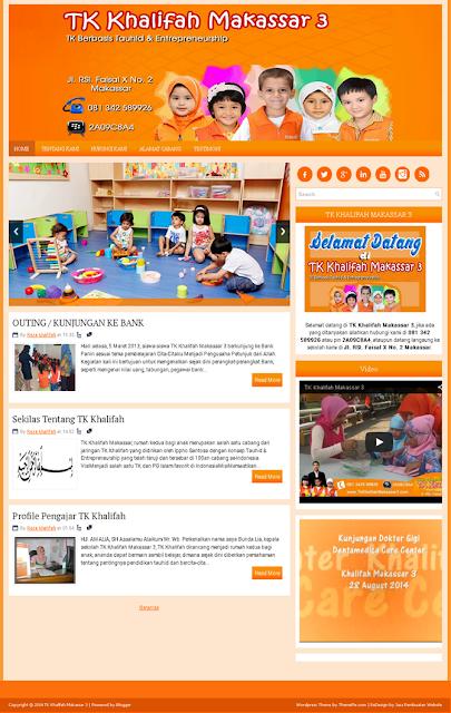 Pembuatan Website Sekolah, jasa pembuatan website sekolah