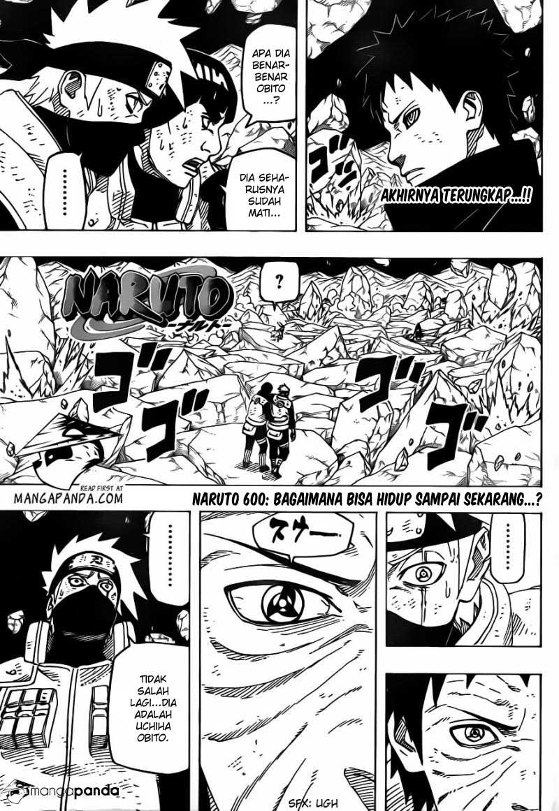 Komik manga Naruto Indo ch600 01 shounen manga naruto