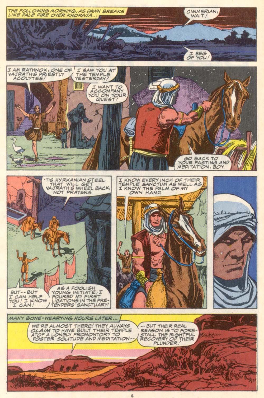 Conan the Barbarian (1970) Issue #223 #235 - English 6