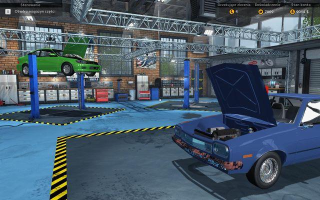 Buying Cars In Car Mechanic Simulator