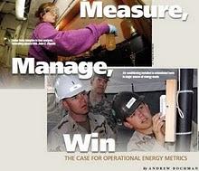 Operational Energy Metrics
