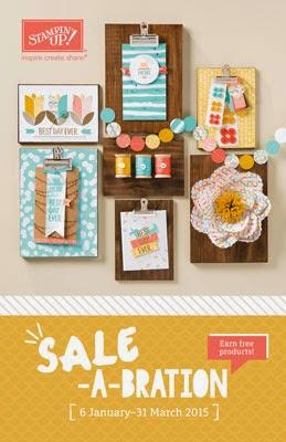 Sale-a Bration Catalogue 2015