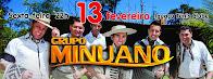 Laranjeiras do Sul:Baile com o Grupo Minuano será dia 13 de Fevereiro no Iguaçu Tênis Clube