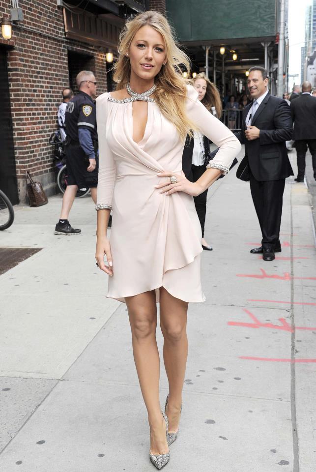 Trendsfor 2014 Blake Lively Fashion Style Style Icon Celebrity Style