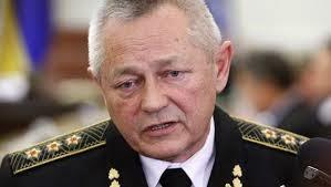"Ukraine crisis: Ukraine's DF.M accused Russia of launching a ""great war"""
