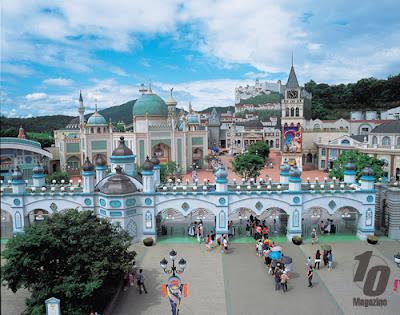 Everland, Korea Selatan