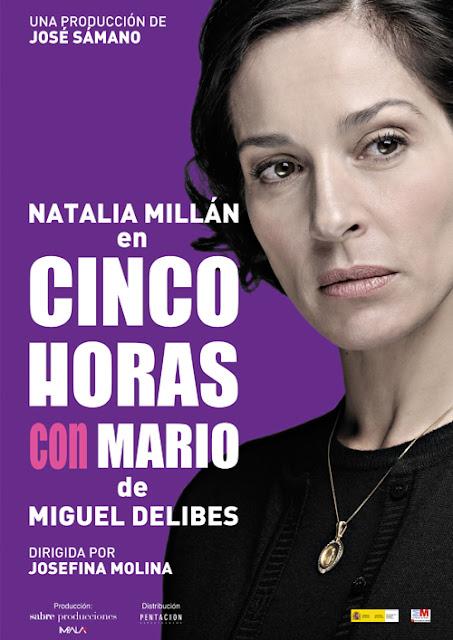CINCO+HORAS - 'Cinco horas con Mario' continúa hasta el 6 de enero en Madrid