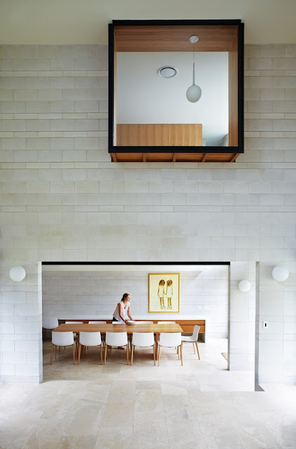 Brisbane house by Richards & Spence (via Nest of Pearls)