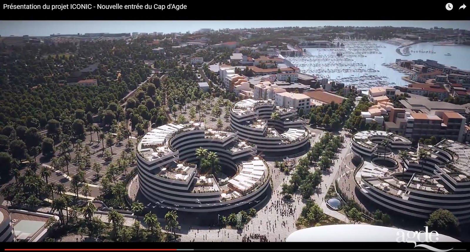 Agence cap d 39 agde conseils en immobilier 34300 france for Projet cap d agde 2020