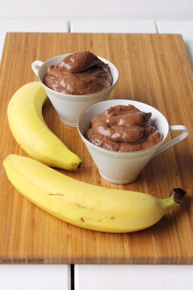 penne im topf vegan schoko pudding aus avocado und banane. Black Bedroom Furniture Sets. Home Design Ideas