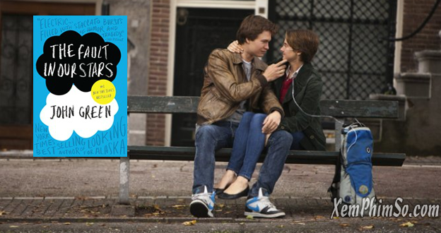 Lỗi Lầm Không Của Riêng Ai xemphimso Still of Shailene Woodley and Ansel Elgort in The Fault in Our Stars