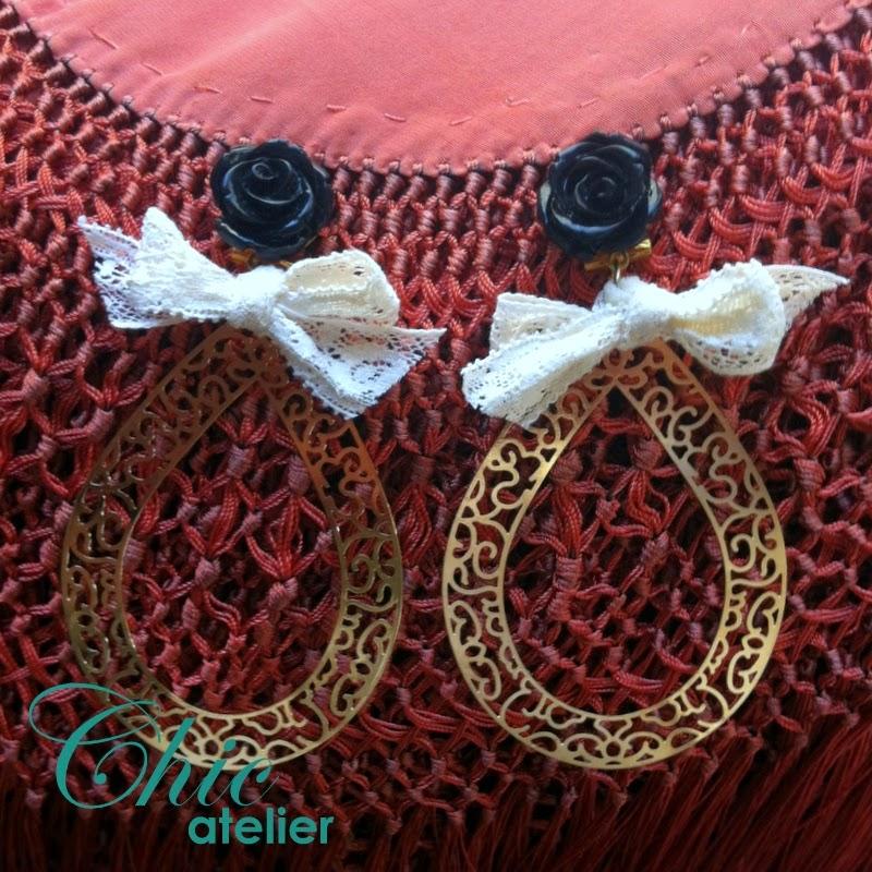 Complementos de flamenca originales y hechos a mano
