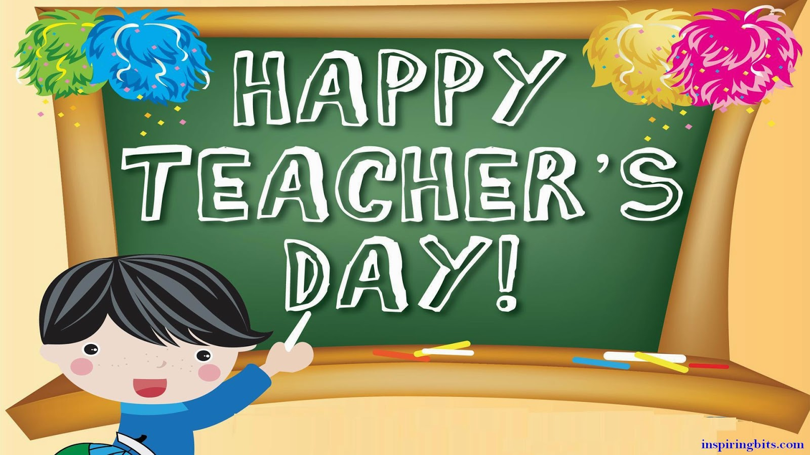 Teachers day Greetings wallpapers