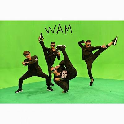 Biodata dan Foto WAM Crew Peserta The Dance Icon Indonesia