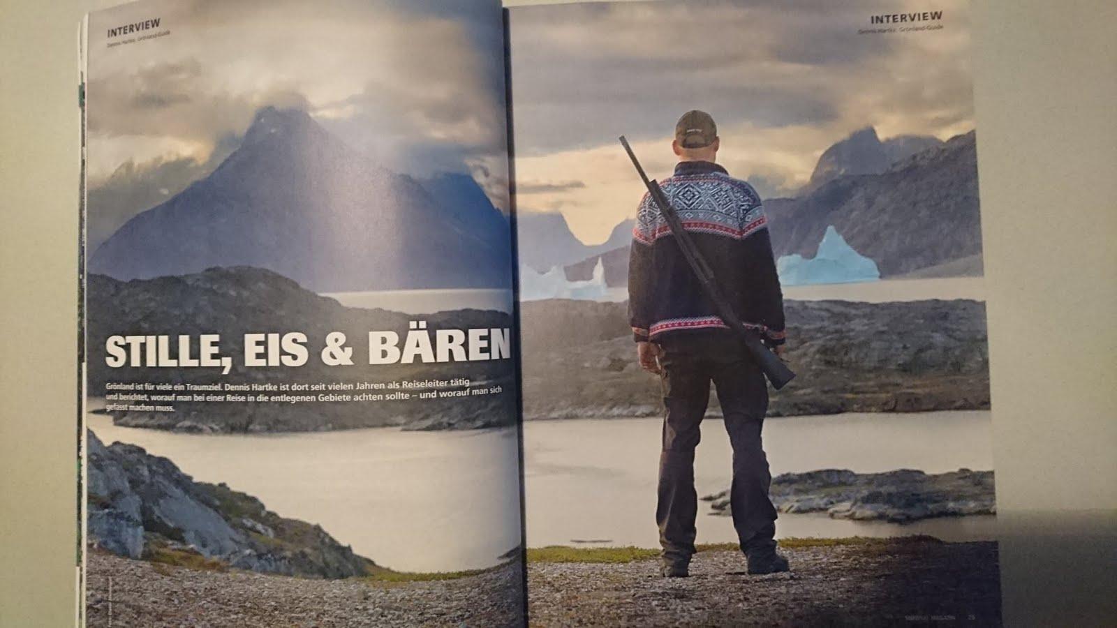 "Interview ""Survival Magazin"""
