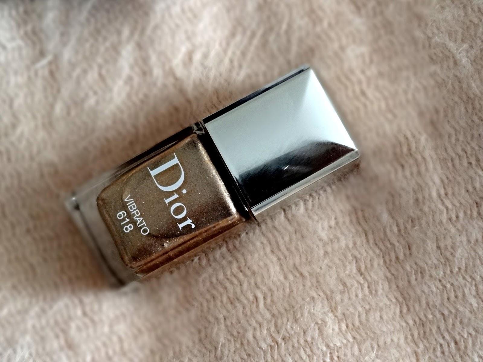 Dior Vernis Vibrato 618 Review, Photos & Swatches