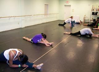 competition dance technique classes charlotte