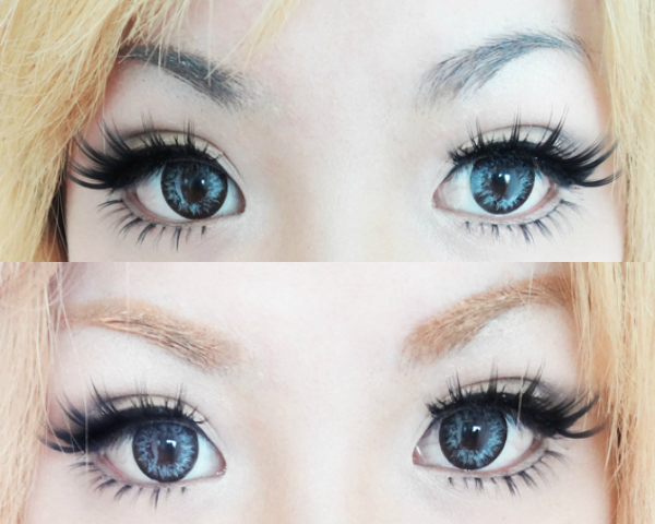 Dolly Wink Eyebrow Pencil + Gyaru Eyebrows Tutorial | misaraisu ...
