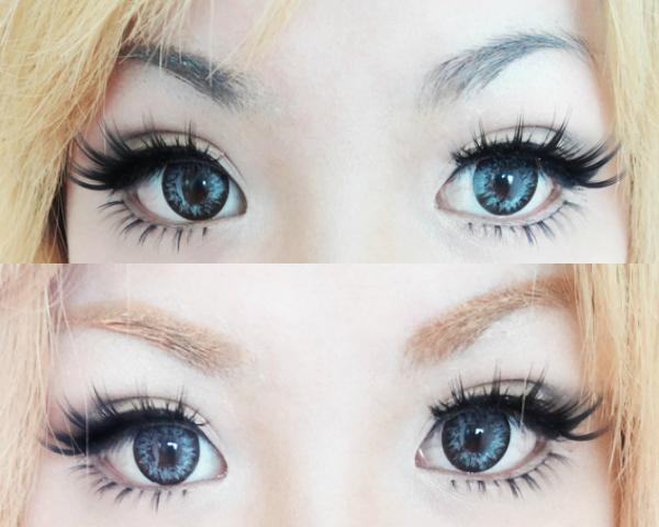 ♡♪ misaraisu ♪♡: Dolly Wink Eyebrow Pencil + Gyaru Eyebrows Tutorial